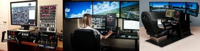 항공기 시뮬레이터 3