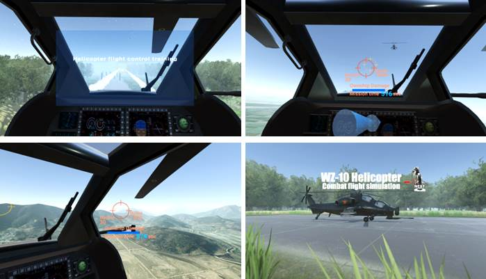 VR HelicopterRider2